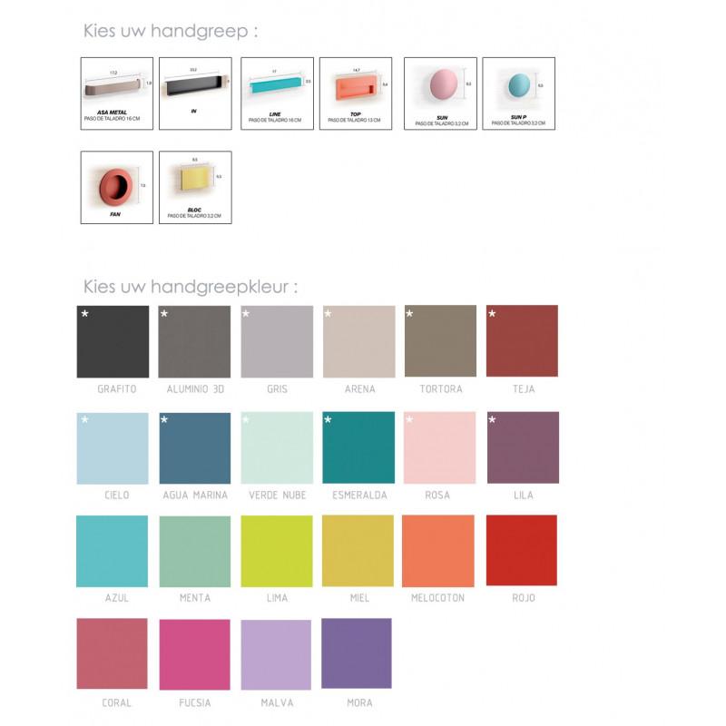 Wonderlijk Kinderkamer op maat online kopen?Kies zelf je kleur,Belgische webshop. HR-77